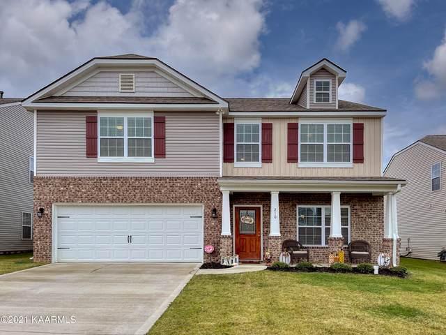 210 Mike White Lane, Friendsville, TN 37737 (#1170789) :: Cindy Kraus Group | Engel & Völkers Knoxville