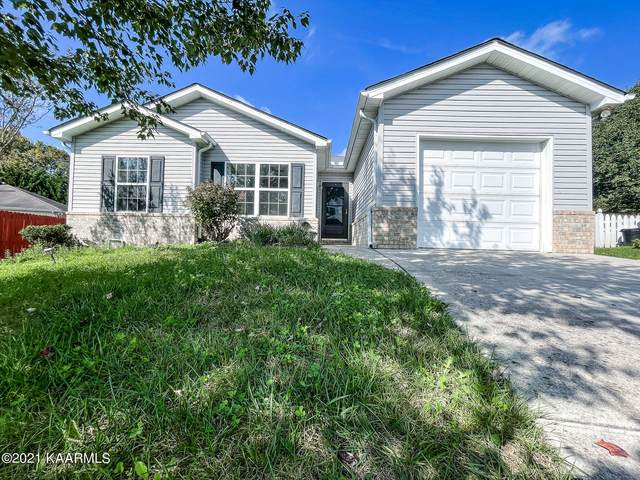 6405 Granite Hill Lane, Knoxville, TN 37923 (#1170829) :: A+ Team
