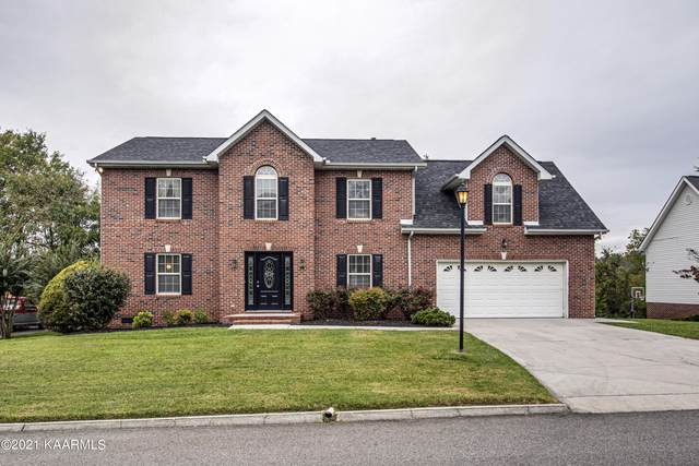 4818 Ivy Rose Drive, Knoxville, TN 37918 (MLS #1170839) :: Austin Sizemore Team