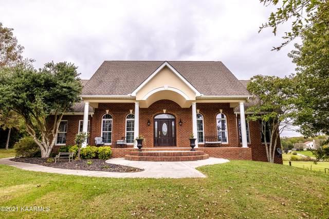 1320 Pollard Valley Drive, Maryville, TN 37803 (#1170847) :: Cindy Kraus Group | Engel & Völkers Knoxville