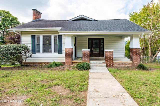 415 E Columbia Ave, Knoxville, TN 37917 (MLS #1170851) :: Austin Sizemore Team