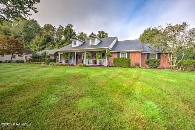 126 Danbury Drive, Oak Ridge, TN 37830 (#1170853) :: Adam Wilson Realty