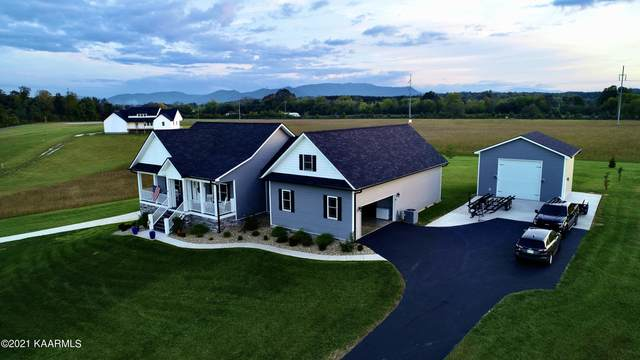 1022 Fair Meadow Drive, Dandridge, TN 37725 (#1170882) :: JET Real Estate