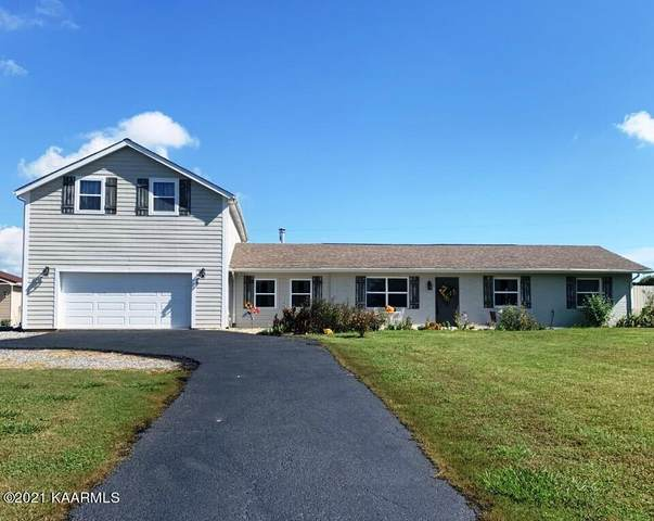 1506 Smoky View Drive, Dandridge, TN 37725 (#1170940) :: JET Real Estate