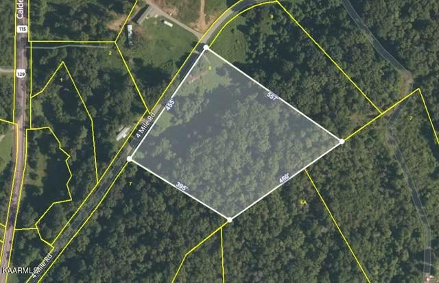 7224 Four Mile Rd, Maryville, TN 37803 (#1170949) :: Adam Wilson Realty