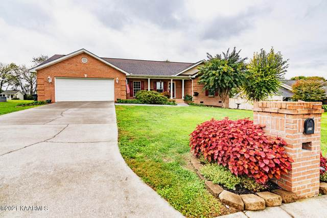 829 Misty View Drive, Maryville, TN 37804 (#1170962) :: Adam Wilson Realty