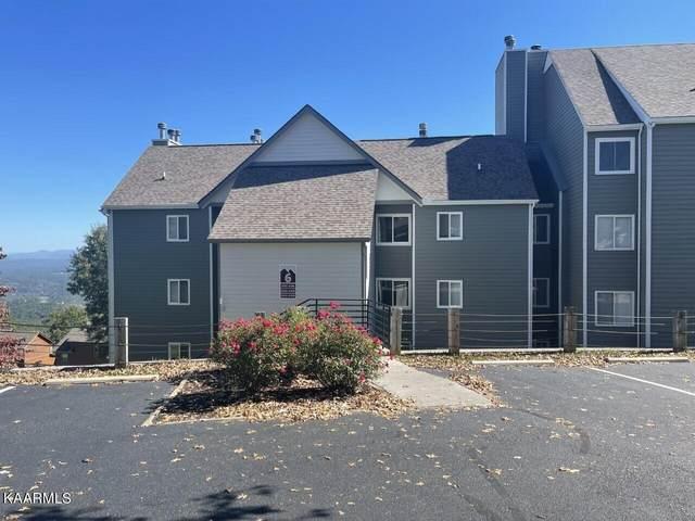 1260 Ski View Drive Unit 6106, Gatlinburg, TN 37738 (#1171007) :: Collins Family Homes | Keller Williams Smoky Mountains