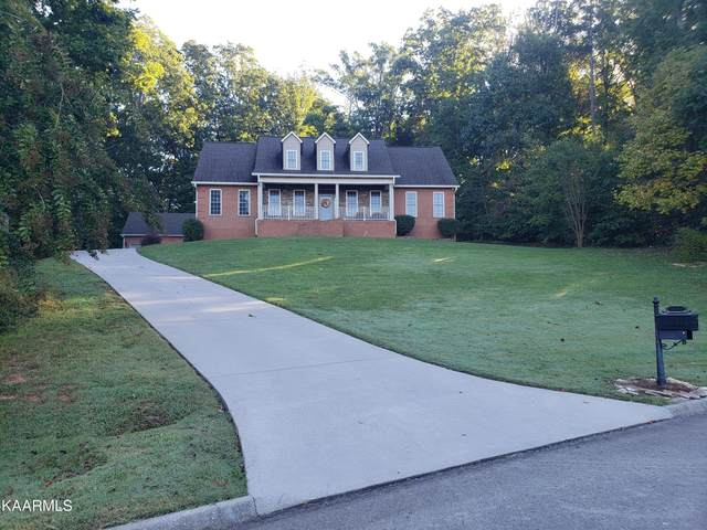 3341 Colby Cove Drive, Maryville, TN 37801 (#1171010) :: Adam Wilson Realty