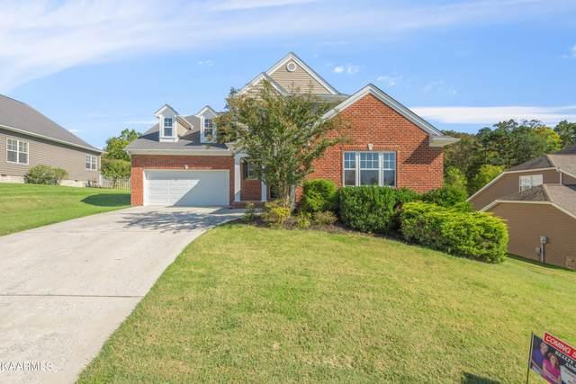 906 Clover Fields Lane, Knoxville, TN 37932 (#1171022) :: Adam Wilson Realty
