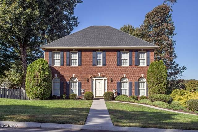 1219 Kirby Glen Drive, Knoxville, TN 37923 (#1171030) :: Adam Wilson Realty