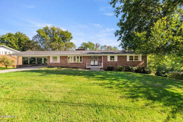 1626 Kenro Drive, Knoxville, TN 37915 (#1171035) :: Adam Wilson Realty
