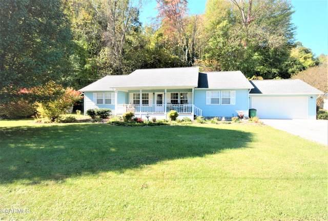 134 Jordan Drive, Caryville, TN 37714 (#1171057) :: Tennessee Elite Realty