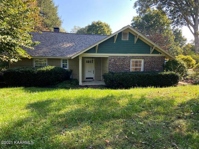 900 Forest Heights Rd, Knoxville, TN 37919 (#1171074) :: Collins Family Homes | Keller Williams Smoky Mountains
