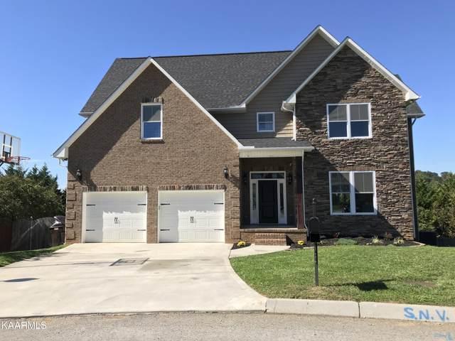 705 Huntcliff Lane, Knoxville, TN 37922 (#1171079) :: Collins Family Homes | Keller Williams Smoky Mountains