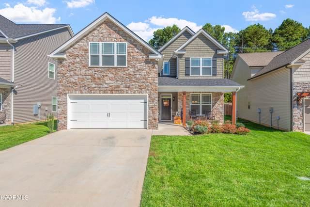 2942 Spencer Ridge Lane, Knoxville, TN 37931 (#1171082) :: Collins Family Homes | Keller Williams Smoky Mountains