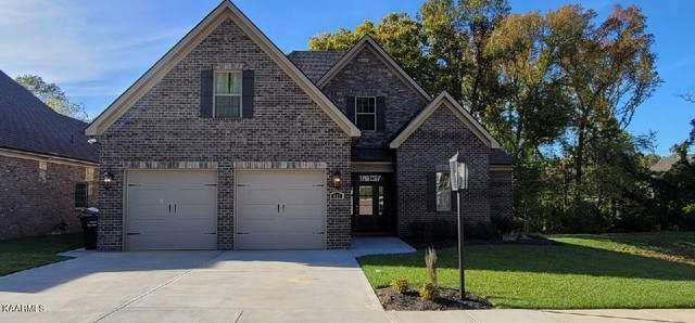 947 Westland Creek Blvd, Knoxville, TN 37923 (#1171089) :: Collins Family Homes | Keller Williams Smoky Mountains