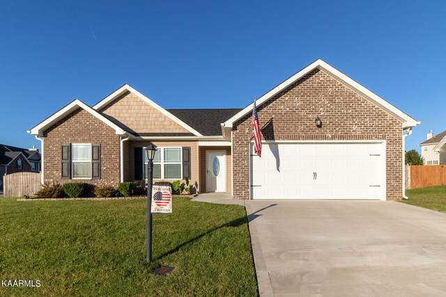 2740 Palace Green Rd, Knoxville, TN 37924 (#1171090) :: Collins Family Homes | Keller Williams Smoky Mountains