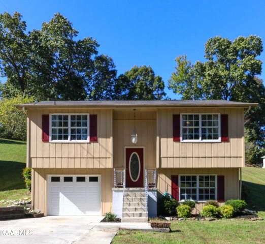 320 Hollifield Drive, Jacksboro, TN 37757 (#1171139) :: Tennessee Elite Realty