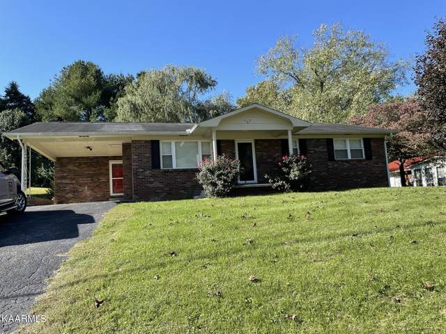 387 Dogwood Heights, Tazewell, TN 37879 (#1171147) :: Tennessee Elite Realty