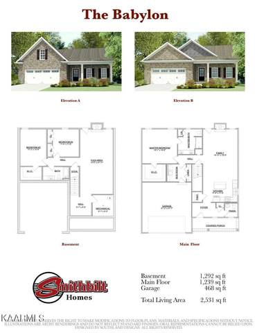 565 Timberline Drive, Lenoir City, TN 37772 (#1171156) :: Tennessee Elite Realty