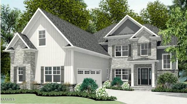 128 Pineberry East Rd Lot 383, Oak Ridge, TN 37830 (#1171188) :: A+ Team