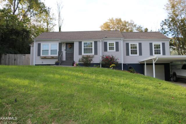 301 Hermitage Drive, Knoxville, TN 37920 (#1171223) :: Cindy Kraus Group | Engel & Völkers Knoxville