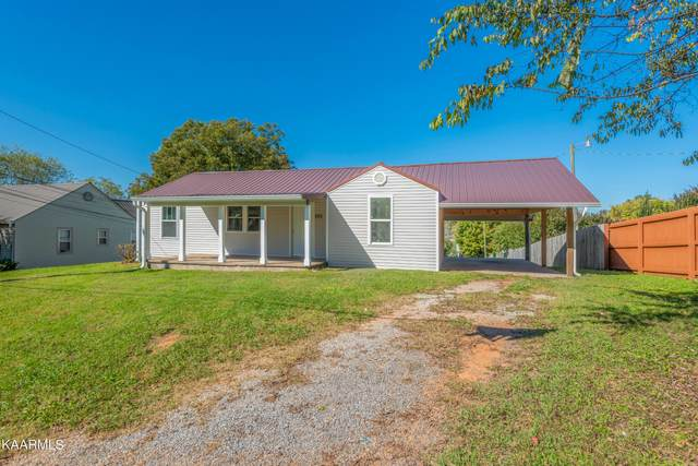 803 Hudson St, Sweetwater, TN 37874 (#1171263) :: Tennessee Elite Realty