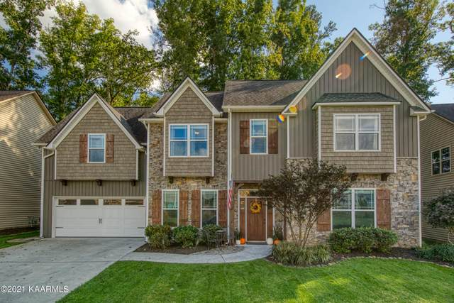 1119 Front Royal Lane, Knoxville, TN 37922 (#1171295) :: Tennessee Elite Realty