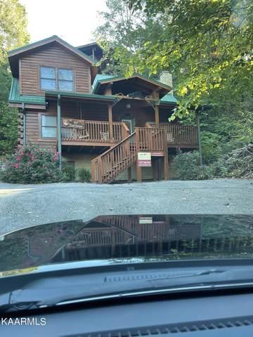 633 Chickasaw Gap Way, Pigeon Forge, TN 37863 (#1171301) :: Tennessee Elite Realty
