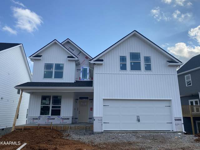 12656 Izzy Mule Lane, Knoxville, TN 37932 (#1171310) :: Tennessee Elite Realty