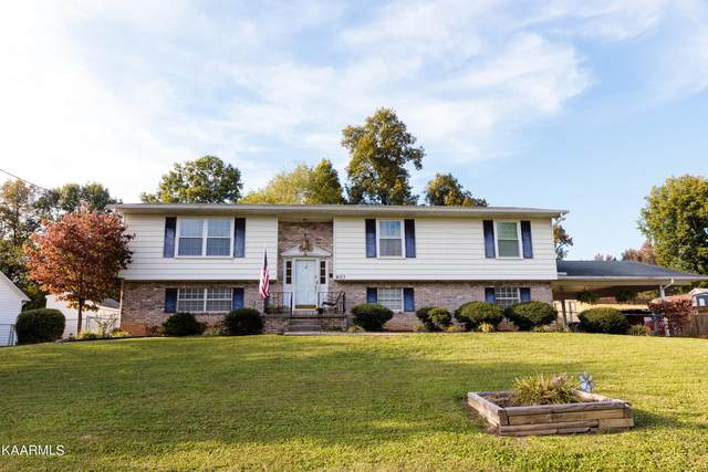 4123 Beverly Place, Knoxville, TN 37918 (#1171336) :: Tennessee Elite Realty