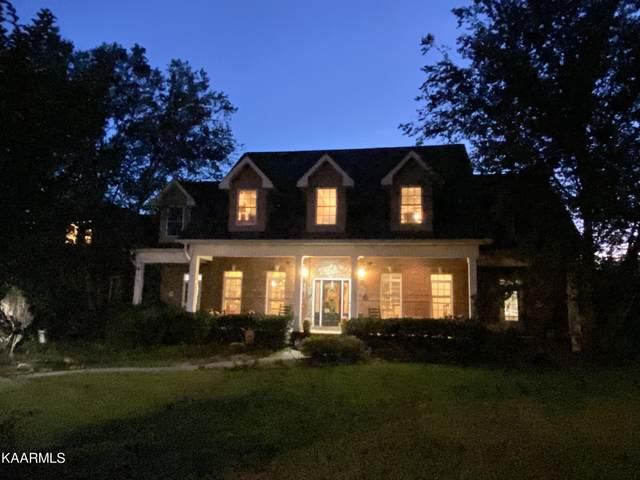 1321 Stonehenge Drive, Maryville, TN 37803 (MLS #1171340) :: Austin Sizemore Team