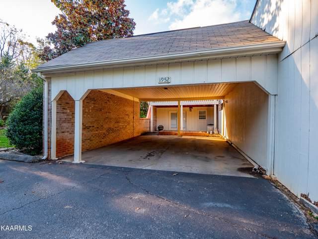 1952 Sequoyah Ave Ave, Maryville, TN 37804 (MLS #1171398) :: Austin Sizemore Team
