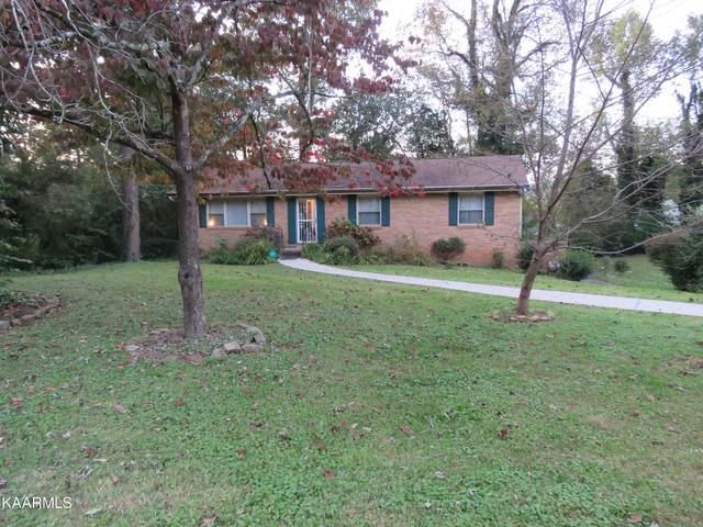 111 Cumberland View Drive, Oak Ridge, TN 37830 (MLS #1171432) :: Austin Sizemore Team