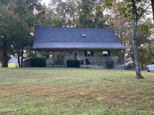 345 Hidden Drive, Crossville, TN 38571 (MLS #1171435) :: Austin Sizemore Team