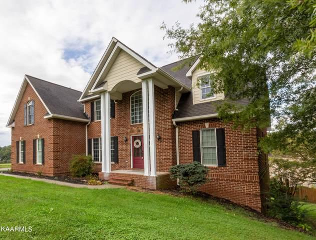 7801 Statley Oaks Lane, Knoxville, TN 37938 (#1171436) :: Shannon Foster Boline Group