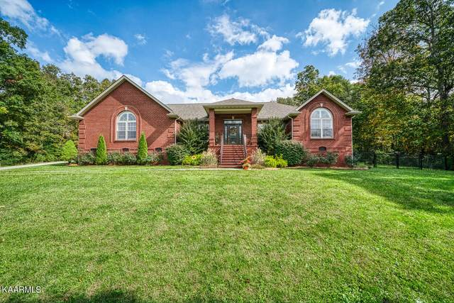 1401 Holiday Drive, Crossville, TN 38555 (#1171438) :: Tennessee Elite Realty