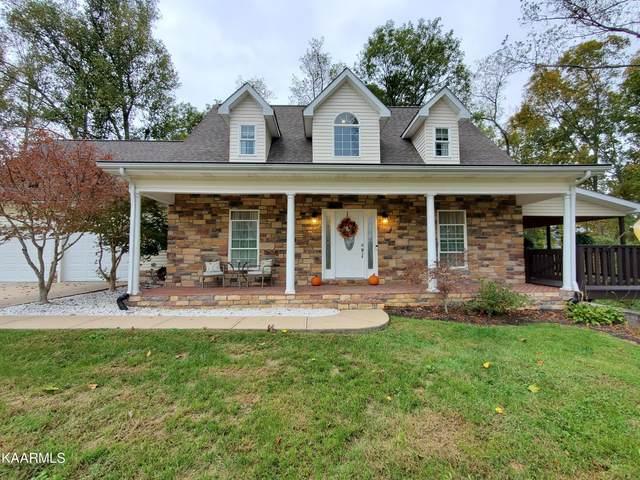 133 Buck Trl, Cumberland Gap, TN 37724 (#1171440) :: Tennessee Elite Realty