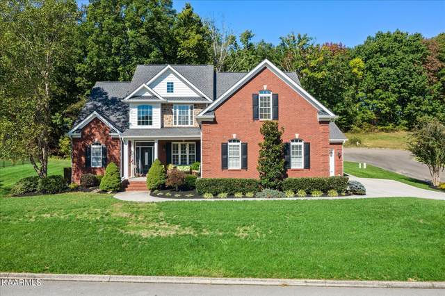 8601 Wonder View Lane, Knoxville, TN 37938 (#1171484) :: Shannon Foster Boline Group