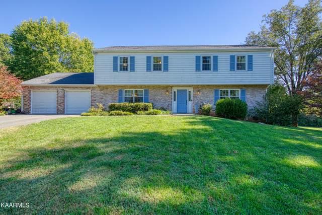 8720 Sandhurst Drive, Knoxville, TN 37923 (#1171553) :: Catrina Foster Group
