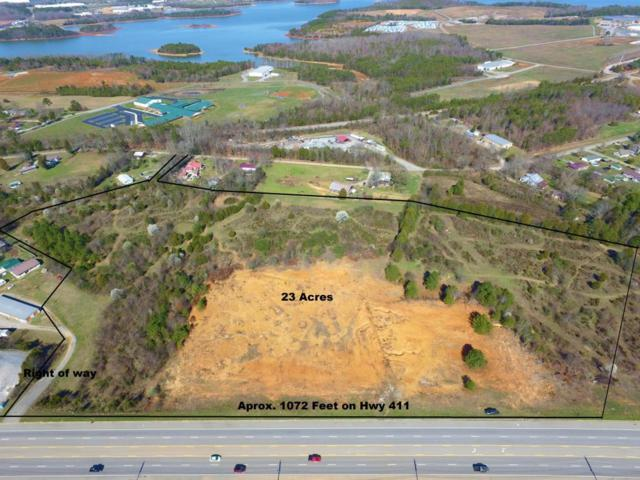 Hwy 411 22 Ac, Vonore, TN 37885 (#996081) :: SMOKY's Real Estate LLC
