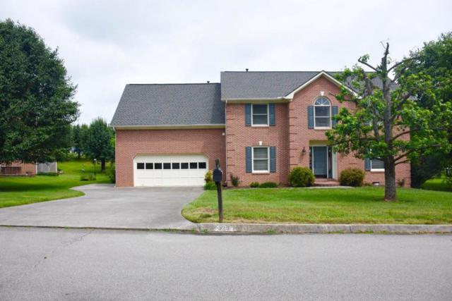323 Sweetgum Drive, Knoxville, TN 37934 (#1007641) :: Realty Executives Associates