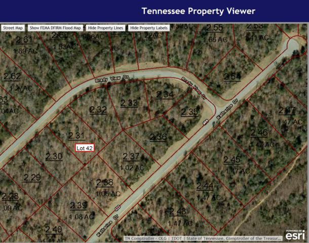 Lot # 42 Brady View Drive, Crossville, TN 38555 (#1019214) :: Billy Houston Group