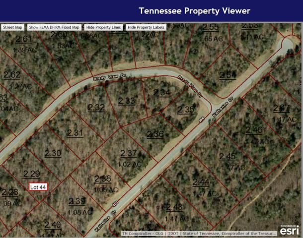 Lot # 44 Brady View Drive, Crossville, TN 38555 (#1019223) :: Venture Real Estate Services, Inc.