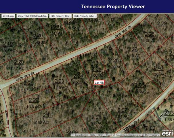 Lot # 48 Brady View Drive, Crossville, TN 38555 (#1019307) :: Venture Real Estate Services, Inc.