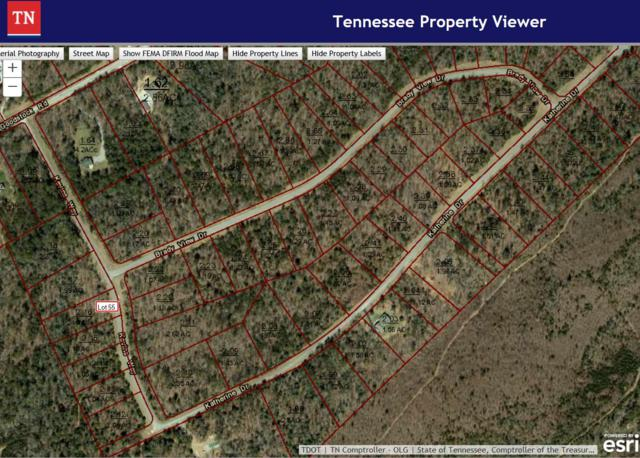 Lot # 55 Kevins Way, Crossville, TN 38555 (#1021464) :: Billy Houston Group