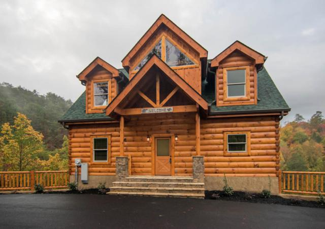Lot 125 Bear Haven Way, Sevierville, TN 37862 (#1022410) :: The Terrell Team