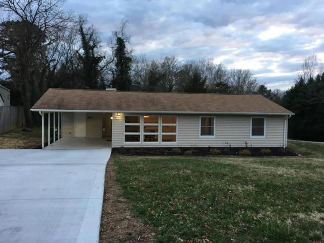 1328 Timbergrove Drive, Knoxville, TN 37919 (#1031275) :: Billy Houston Group