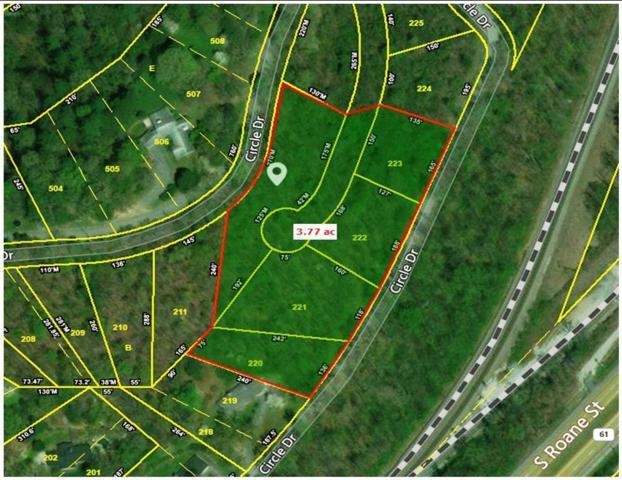 Circle Lot 3 Drive, Harriman, TN 37748 (#1035646) :: Billy Houston Group