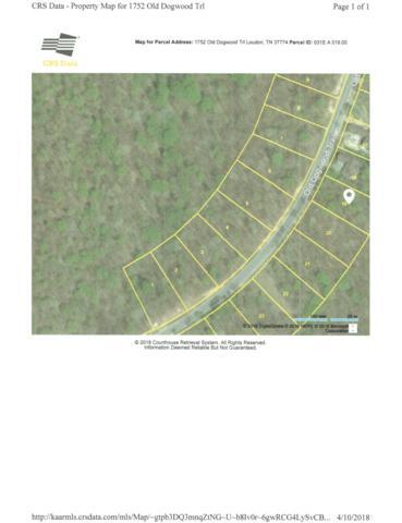1752 Old Dogwood Tr, Loudon, TN 37774 (#1037163) :: Billy Houston Group